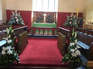 2015 llanward church flowers 010